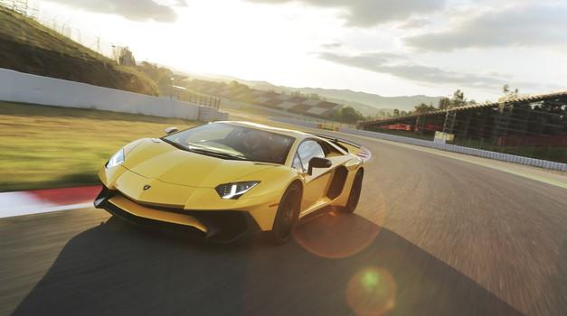 Video: Lamborghini Aventador SVJ prinaša naboljše razmerje med močjo in težo (foto: Lamborghini)