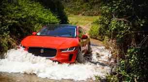 Jaguar I-Pace je čisto pravi avto