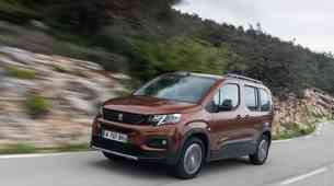 Novo v Sloveniji: Peugeot Rifter