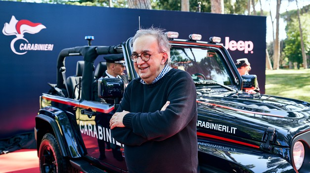 Nekdanji prvi mož Fiata Marchionne brez možnosti za okrevanje? (foto: FCA)