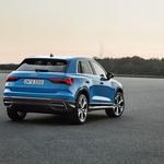 Audi Q3 je zrasel in postal še bolj vsakodnevno uporaben (foto: Audi)