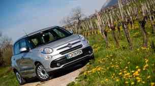 Podaljšani test: Fiat 500L 1.3 Multijet II 16v City - Skriti talent