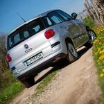 Podaljšani test: Fiat 500L 1.3 Multijet II 16v City - Skriti talent (foto: Uroš Modlic)