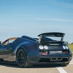 Naprodaj sta dva zelo redka Bugattija Veyrona (foto: Newspress)