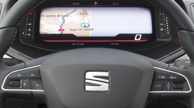 Digitalni merilniki od zdaj tudi v Ibizi in Aroni (foto: Seat)