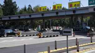 Podiranje cestninskih postaj: prva dela so zaključena, a do konca je še dolga pot