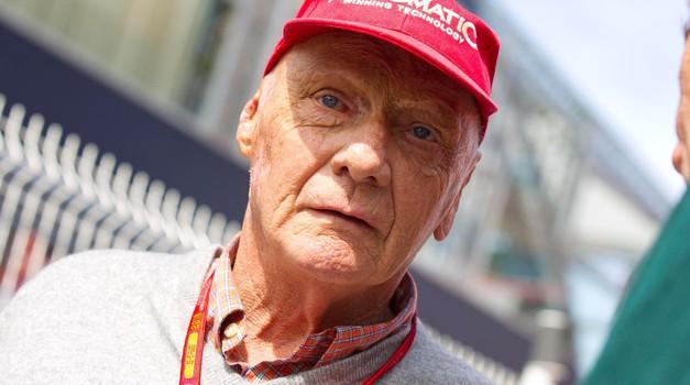 Nikki Lauda prestal zahtevno operacijo presaditve pljuč (foto: Profimedia)