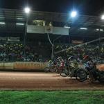 Speedway v Lendavi: Žagar še sedemnajstič zapored državni prvak (foto: Borut Cvetko)