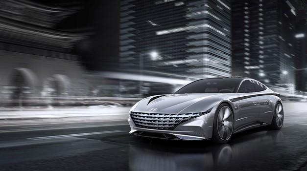 Hyundaiji prihodnosti naj bi po videzu konkurirali celo Alfi Romeo (foto: Hyundai)
