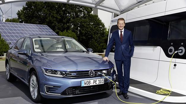 Volkswagen pred vpoklicem 124.000 električnih avtomobilov? (foto: Volkswagen)