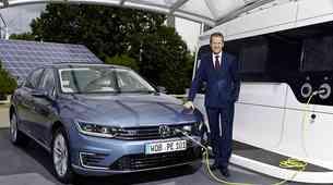 Volkswagen pred vpoklicem 124.000 električnih avtomobilov?