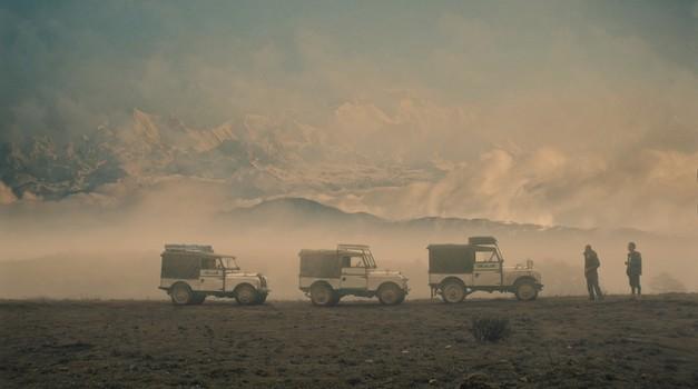 Land Rover je obiskal deželo Land Roverjev (foto: Jaguar Land Rover)