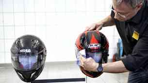 AMZS-test motorističnih čelad: zmagovalka je Shoei, NEXX s slabo oceno