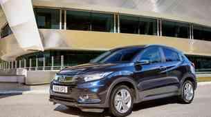 Honda HR-V bo skrbela za aktivno prikrivanje šumov v kabini