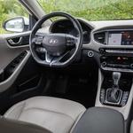 Primerjalni test: Hyundai Ioniq hibrid, priključni hibrid in EV (foto: Saša Kapetanovič)