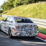 Začelo se je: BMW je začel objavljati fotografije prihajajoče serije 3 (foto: BMW)