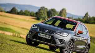 Kratki test: Seat Arona Xcellence 1.0 TSI (85 kW)