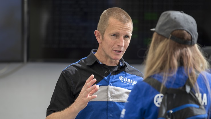 Intervju: Erik Eggens, menedžer ekipe Monster Energy Yamaha