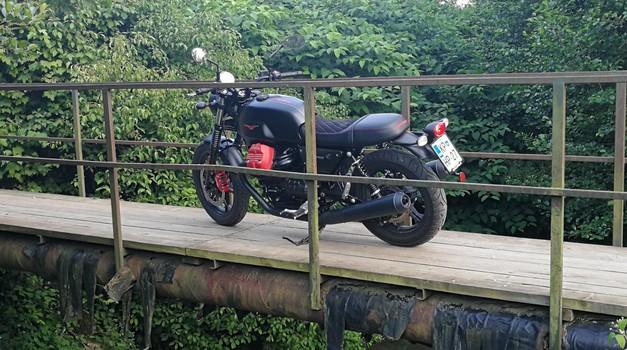 Podaljšan test: Moto Guzzi V7 III Carbon - Tiste 'fine' stvari... (foto: Matjaz Tomazic)