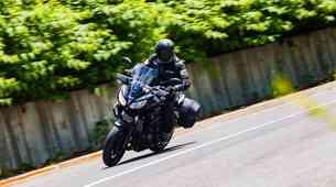 Test: Yamaha Tracer 700 Traveler
