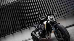 Test: Honda CB1000RA