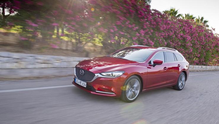 Mazda6: več je več