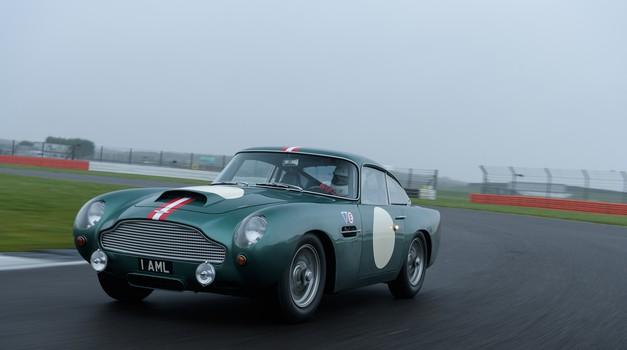 Aston Martin DB4 praznuje 60 let (foto: Newspress)