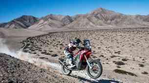 Hitri Argentinec Kevin Benavides (končno) zmagal na reliju Atakama
