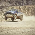 Ford Ranger Raptor sprva le v računalniški igrici (foto: Newspress)