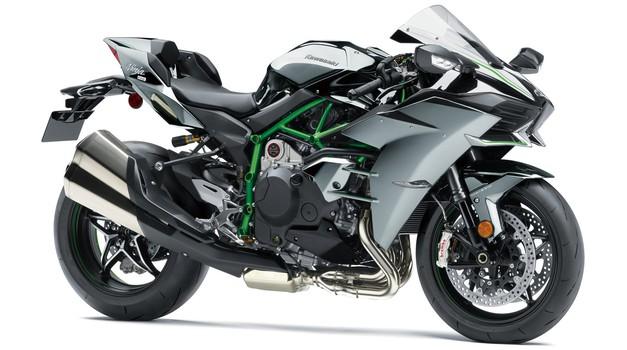 Kawasaki H2 najhitrejši v Bonnevillu (foto: Kawasaki)