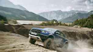 Ford Ranger Raptor sprva le v računalniški igrici