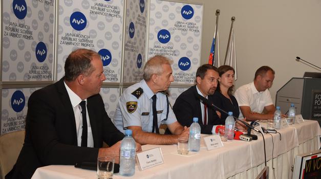 AVP in policija pripravljeni na začetek novega šolskega leta (foto: AVP)