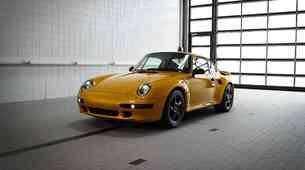 Porsche je izdelal še zadnjega Porscheja 911 993 Turbo