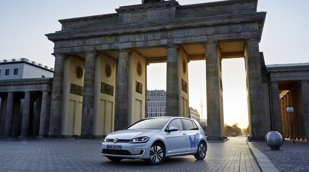 Volkswagen vzpostavlja svoj program 'car-sharinga' (foto: Volkswagen)