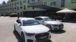 Novo v Sloveniji: Audi A6
