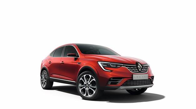 Renault Arkana je (pričakovan) SUV-kupe za množice (foto: Renault)