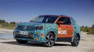 Video: Volkswagen T-Cross obljublja, da bo 'kul'