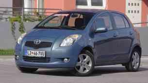 Rabljeni avtomobili: Toyota Yaris II (2005–2011) je pojem zanesljivosti