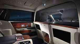Rolls-Royce predstavlja 'zasebni apartma' v podaljšanem Phantomu