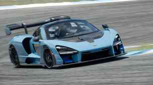 Ime, vredno 800 besed: McLaren Senna