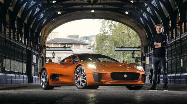 Bo Jaguar J-Type pravi naslednik modela XJ220? (foto: Jaguar)