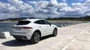 Test: Jaguar E-Pace 2.0d (132 kW) R-Dynamic