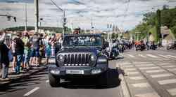 Jeep in Harley-Davidson zaključujeta evropsko turnejo ob 115-letnici proizvajalca motorjev
