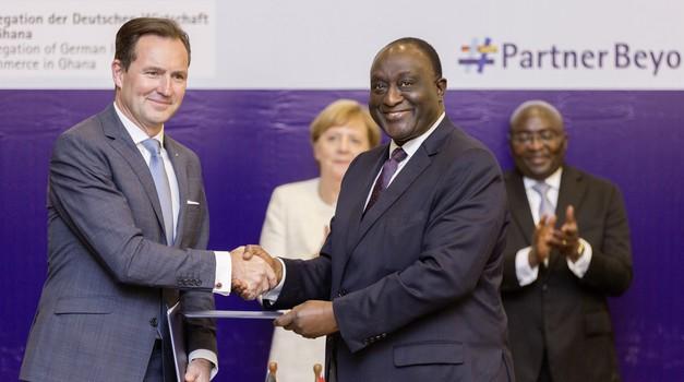 Volkswagen se utrjuje v Afriki (foto: Volkswagen)