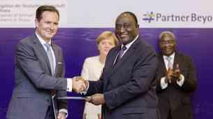 Volkswagen se utrjuje v Afriki