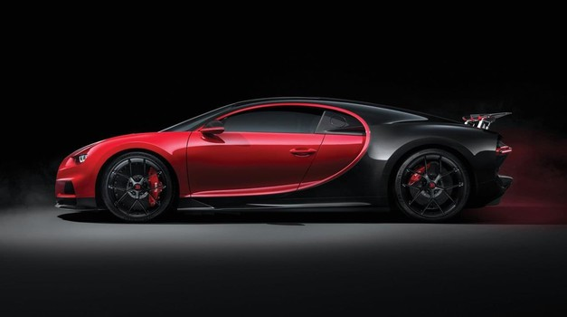 Divo in Chiron zadnja Bugattija s 16-valjnim motorjem (foto: Bugatti)