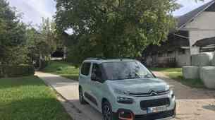 Novo v Sloveniji: Citroën Berlingo