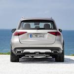 Mercedes-Benz GLE prinaša novo raven udobja v terenski vožnji (foto: Daimler AG)