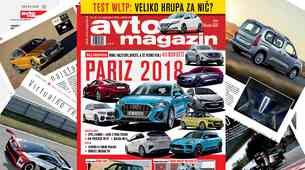 Izšel je novi Avto magazin! Testi: Nissan Leaf, Renault Megane R.S., Citroen Grand C4 Space Tourer, Suzuki XS4 S-Cross