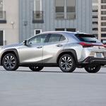 UX 200 je novi najmanjši član Lexusove družine (mestnih) križancev (foto: Toyota)